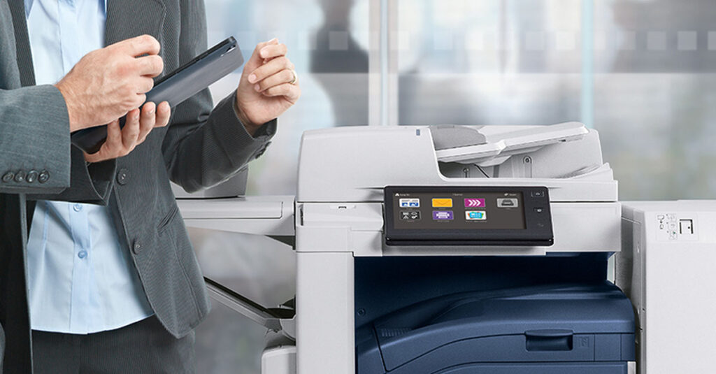 Choose The Perfect Copier For Your Office